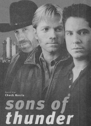 Sons of Thunder (TV series)
